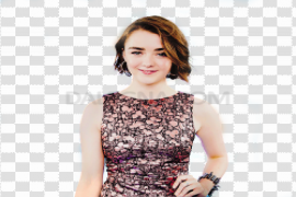 Maisie Williams PNG Pic