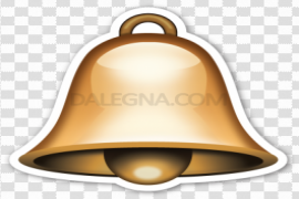 YouTube Bell Icon PNG Picture