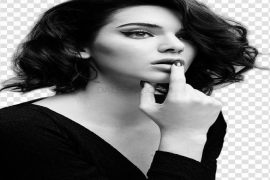 Kendall Jenner PNG File