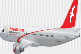 Flying Airplane PNG Pic