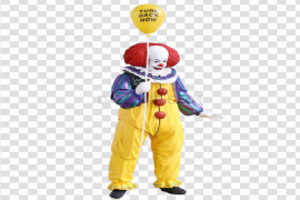 Pennywise Balloon PNG Download Image