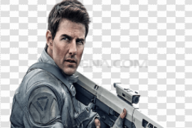 Actor Tom Cruise PNG Free Download