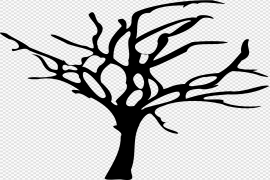 Halloween Tree PNG Clipart