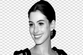 Anne Hathaway PNG HD