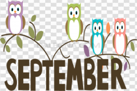 September PNG HD