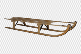 Sled PNG Pic