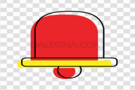 YouTube Bell Icon Transparent Background