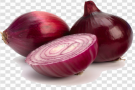 Red Onion PNG Clipart
