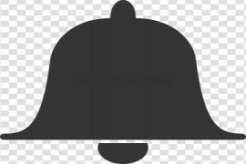 YouTube Bell Icon PNG Photo