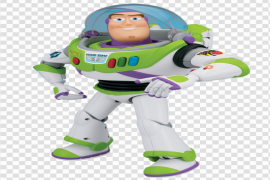 Buzz Lightyear PNG File