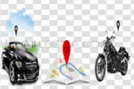 GPS Tracking System PNG Photo