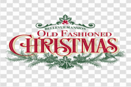 Christmas Old Fashioned Transparent Images PNG