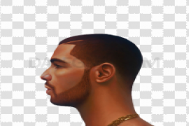 Drake PNG Clipart Background