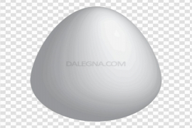 White Easter Egg PNG Photos