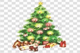 Christmas Old Fashioned Download PNG Image