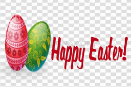 Happy Easter PNG Picture