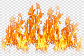 Fire Flame PNG Photo