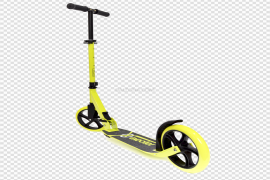 Kids Kick Scooter PNG Clipart