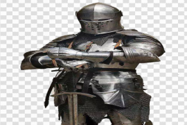 Knight Shield PNG Transparent Image