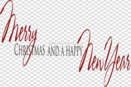 Christmas New Year PNG Transparent HD Photo