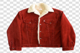 Red Jacket PNG Photos