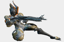Sci Fi Warrior PNG Free Download