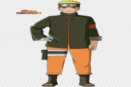 Naruto The Last PNG Transparent