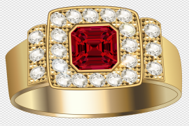 Ring Jewellery PNG Image