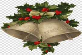 Christmas Old Fashioned PNG Pic