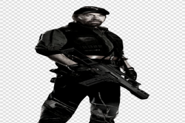 Chuck Norris PNG File