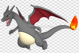 Pokemon Charizard PNG Transparent Picture