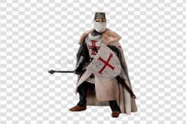 Medieval Knight PNG Transparent Image