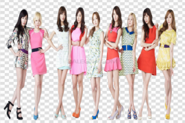 SNSD PNG Clipart