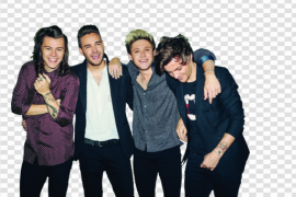 One Direction PNG Picture