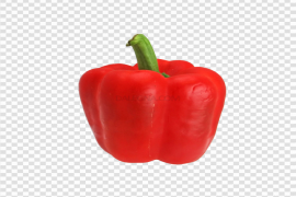 Bell Pepper Red Salad PNG