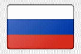 Russia Flag PNG Pic
