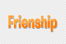 Friendship Day PNG Transparent Picture