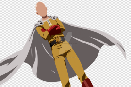 One Punch Transparent Background