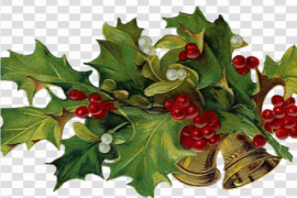Christmas Old Fashioned PNG Free Download