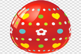 Easter Eggs PNG Transparent HD Photo