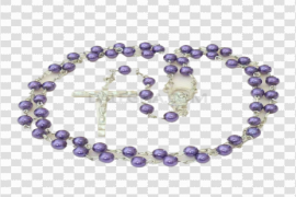 Rosary Beads PNG Free Download