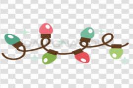 Holiday Light PNG Pic
