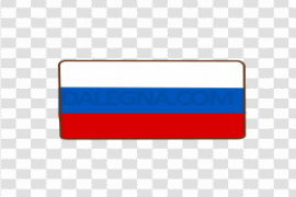 Russia Flag PNG Free Download