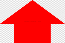 Red Arrow PNG File