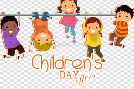 Children's Day PNG Transparent Image