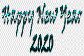New Year 2020 PNG Clipart
