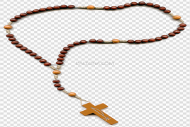 Holy Rosary Transparent PNG