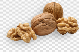 Walnuts PNG Picture
