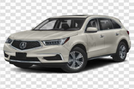Acura SUV X PNG Transparent