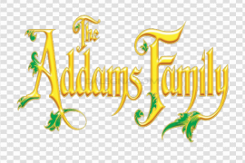 The Addams Family Logo PNG Image